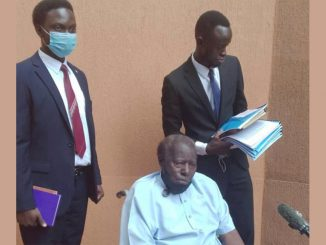 Retired judge, 5 others sue President Museveni over bail proposal