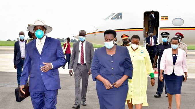 Museveni aides who flew with him to Dubai test positive for COVID-19